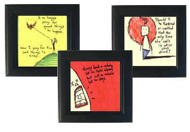 Purchase Framed & Unframed Original Art